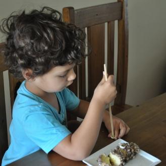 Poking the Sushi was way more FUN!